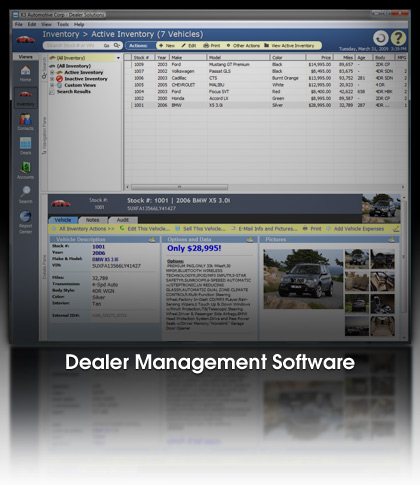 dealer management software for used car dealers