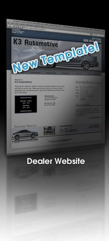 car dealership website for used car dealer